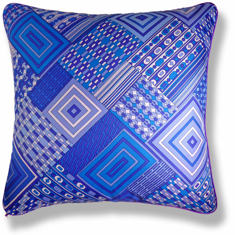 abstract vintage cushion 680