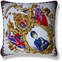 royal vintage cushion 826 Front