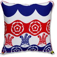 royal vintage cushion 830 Back